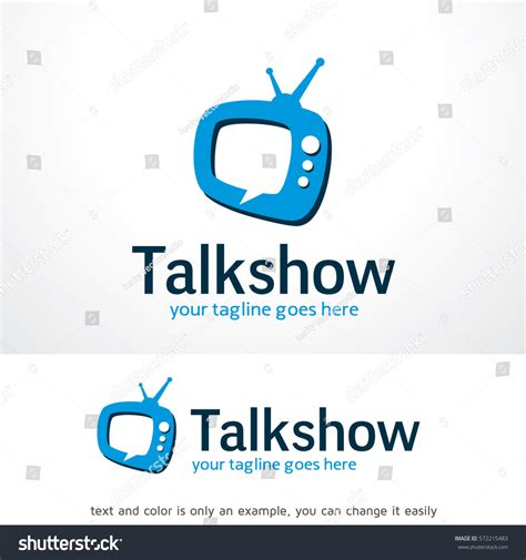 talk less and show more 16 professional learning strategies that make content stick books talk show logo template design vector stock vector