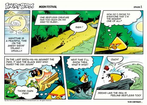 Komik Made In Indonesia Nunik T 6 Days angry birds seasons moon festival comic all parts