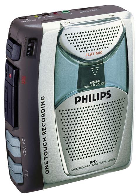 registratore a cassette portatile radio registratore cassette portatile aq6345 00 philips