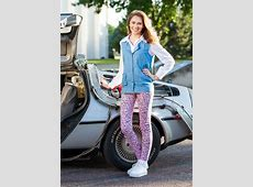 Adult Jennifer Parker Costume from Back to the Future Jennifer Parker Back To The Future Costume