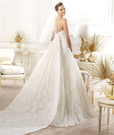 The Wedding Atelier by Atelier Pronovias Wedding Dresses 2014 Collection Modwedding