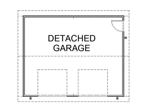 garage floor plans clubnoma