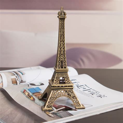 unique gifts home decor zinc alloy home decor eiffel tower end 12 10 2017 8 12 pm