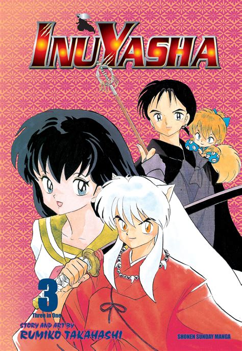 read inuyasha inuyasha vol 3 vizbig edition book by rumiko