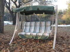 Covered Hammock Costco patio swing with canopy on canopies swings and outdoor swings