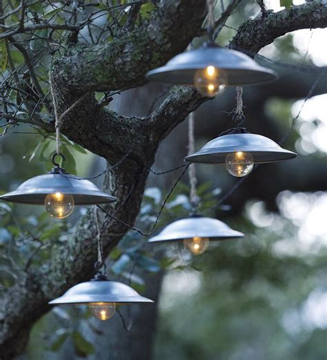 solar powered patio string lights cool caf 233 lights are solar powered no electricity plugs