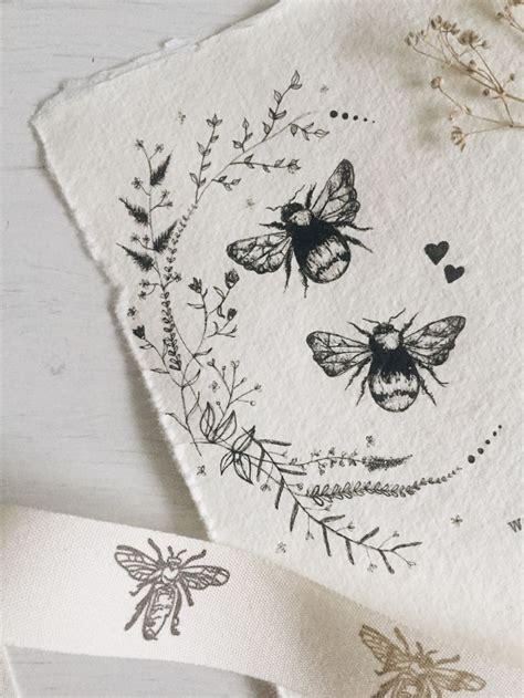 wildflower tattoo designs best 20 bee ideas on