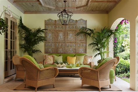 patio living room furniture decorating tropical garden interior design sketches