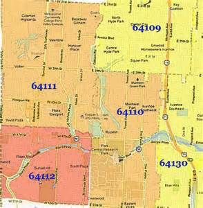 Apartment Map Kansas City Zip Code Map Midtown Kc Post