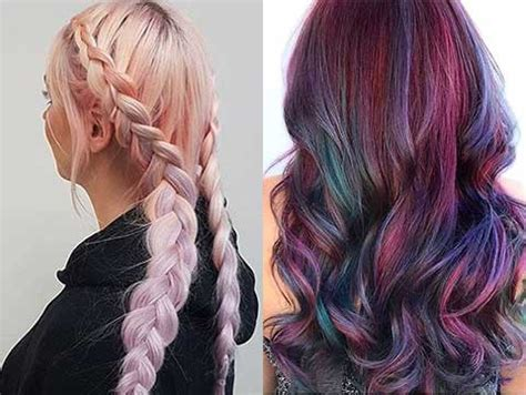 how to colour hair semi quasi permanent color easy city beats bold semi permanent haircolor redken
