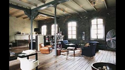 industrial home interior industrial office design ideas youtube