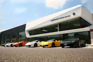 Lamborghini Dealer Lamborghini Centro Newest Dealership Cartype