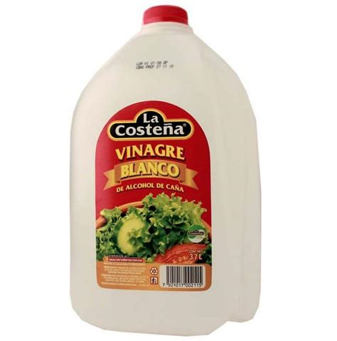 imagenes vinagre blanco vinagre blanco la coste 241 a botella 3 75 l all serve food