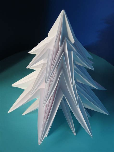Origami Fir Tree - 17 best images about origami my design on