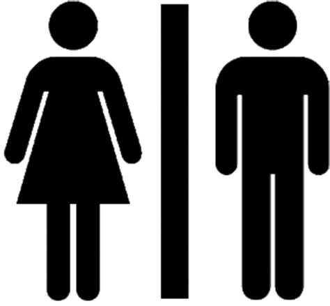 bathroom people bathroom sign people clipart best