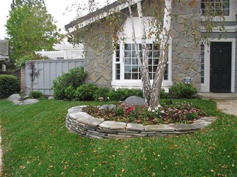 flagstone on sloping yard garden ideas pinterest