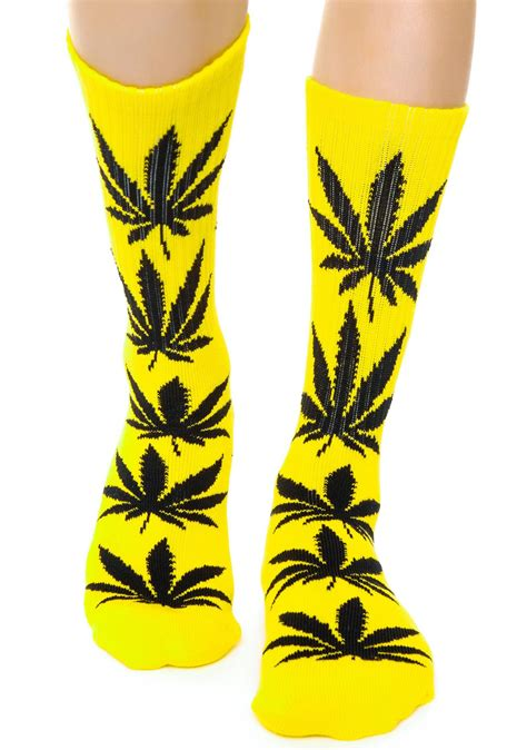 Huf Socks 2 huf plantlife two tone sock dolls kill