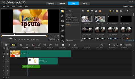 corel studio templates corel videostudio ultimate x10 review rating pcmag