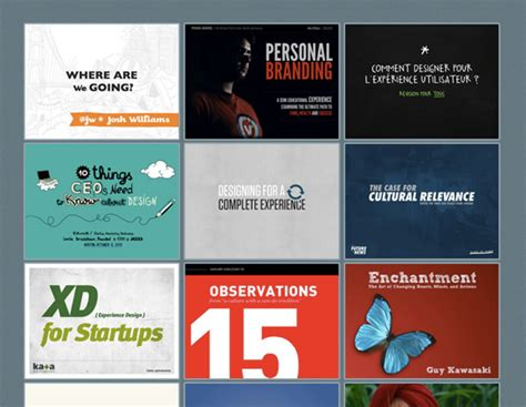 25 Unusual Places To Get Design Inspiration Studio Blog Powerpoint Presentation Inspiration