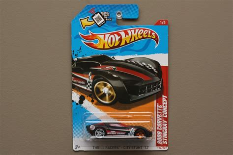 Hotwheels Thrill Racers wheels 2012 thrill racers city stunt 2009 corvette