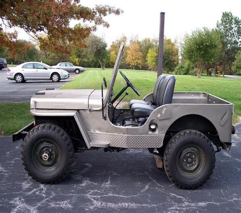 1948 Jeep Willys Phowey81 1948 Willys Cj2a Specs Photos Modification Info
