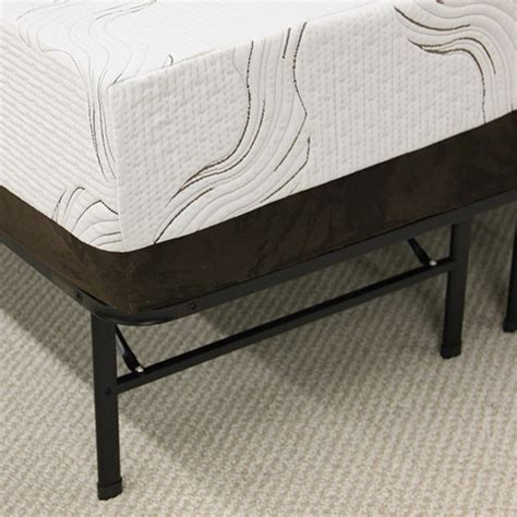 mattress bed frame amazon com classic brands hercules platform heavy duty