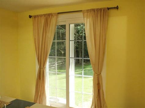 kitchen sliding door curtains 1000 images about curtains on pinterest window panels