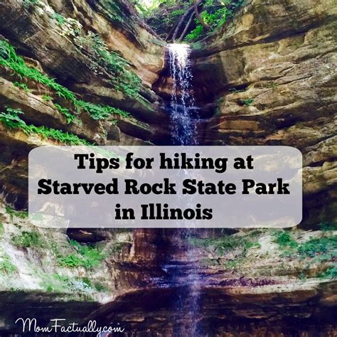 starved rock map 10 tips for hiking at starved rock state park in illinois