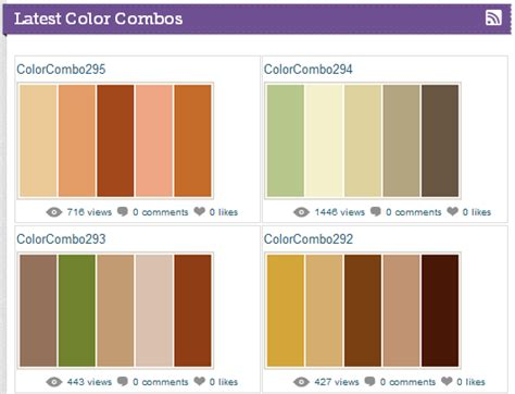 most popular color schemes how to get color combination of any website latest tech