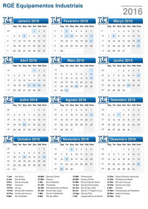 Calendã Belo Horizonte 2017 Calendario 2017 Feriados Rj