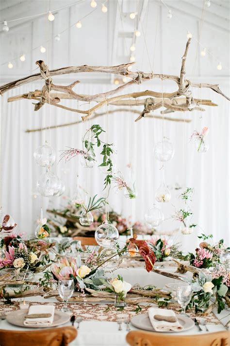 Wedding To Get by Picture Of Boho Chic Wedding Table Settings To Get Inspired 5