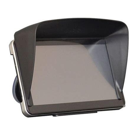 7 inch l shade sun shade shield glare visor for 7 inch car vehicle gps