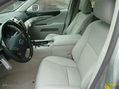 light gray lexus 2012 lexus ls 460 interior www imgkid com the image