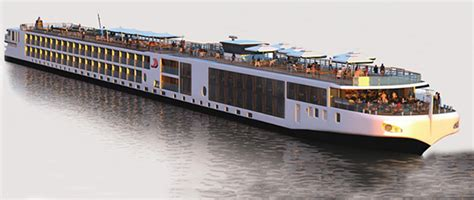 long boat cruises europe viking announce four new longships for 2012 cruise