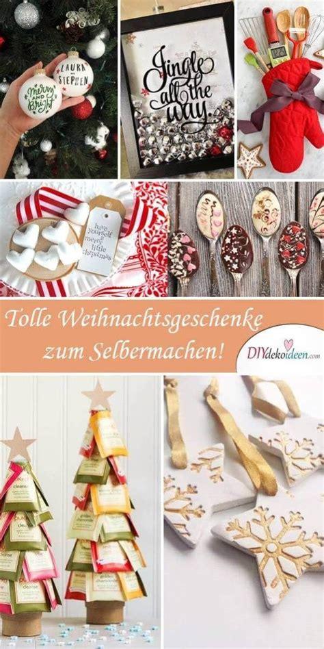 Weihnachtliche Deko Selber Machen 3002 25 geniale bastelideen f 252 r diy geschenke zu weihnachten