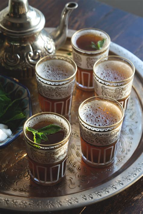 Drink Tea Like A Moroccan by Moroccan Mint Tea Mint Tea Tea Recipes And Moroccan