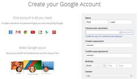 cara membuat email google dengan mudah cara membuat email baru google mail gmail omah tips