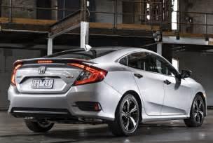 2016 honda civic sedan gets 1 8l in australia hatch and