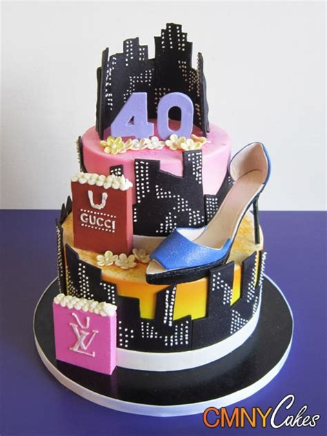New York Themed Cake Decorations by 17 Best Images About Hat Box And Shoe Cake Ideas On