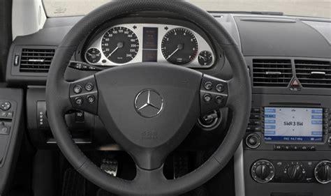 volante classe a mercedes classe a l evoluzione foto panoramauto