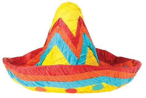 Halloween Decorations Easy To Make At Home by Cheap Sombrero Pinata At Go4costumes Com