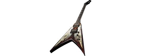 Kaos Pd 3w dean dave mustaine v of electric guitar w