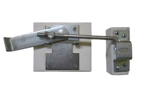 Sliding Barn Door Latch by Cannonball Hardware For Sliding Barn Doors