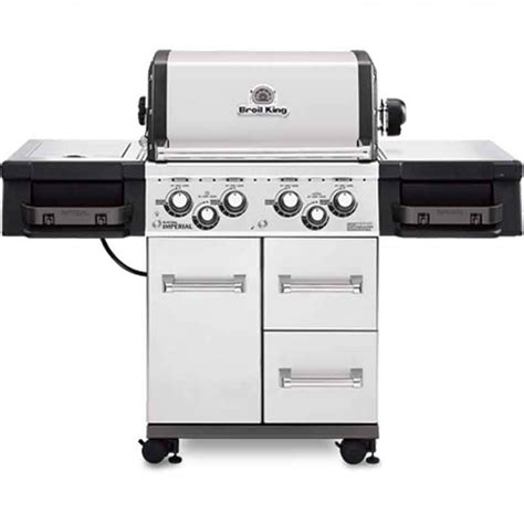 Portable Gas Grill Cing by Broil King Imperial Xls Propane Barbecue Grill 957844