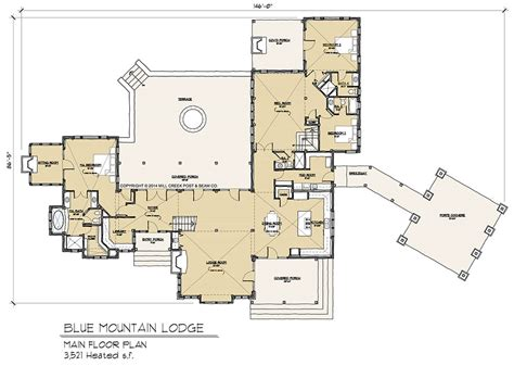 big mountain lodge house plan plan image of mountain lodge simple timber house designs