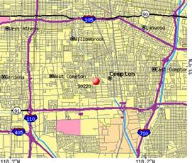90220 zip code compton california profile homes