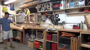 garage workshop tour youtube rossmoor fantastic views amp amazing privacy