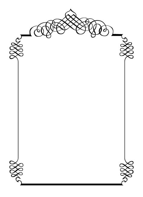 17 Best Images About Borders And Frames On Pinterest Free Clipart Images Borders And Frames Free Printable Graphics Template