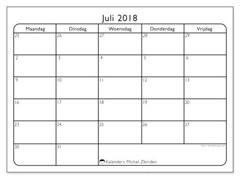 Via Icalendrier 2018 Kalender Juli 2018 74mz