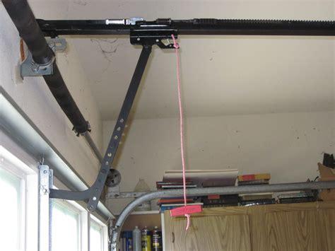 overhead garage door parts